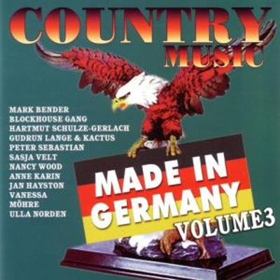 Country Music in Germany, Vol. 3