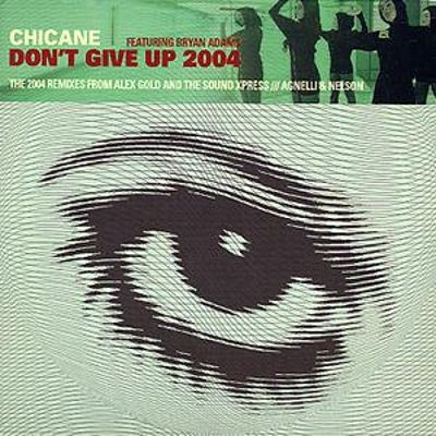 Don't Give Up 2004 [UK CD]