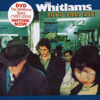the whitlams discography