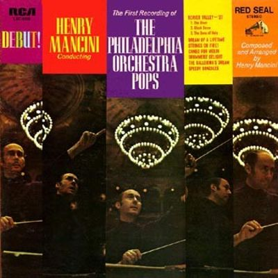 Debut! Henry Mancini Conducting the Philadelphia Orchestra Pops