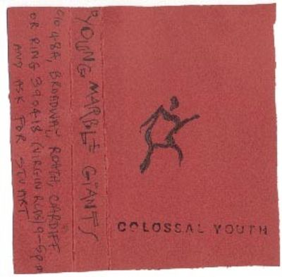 Colossal Youth (Demo Cassette)