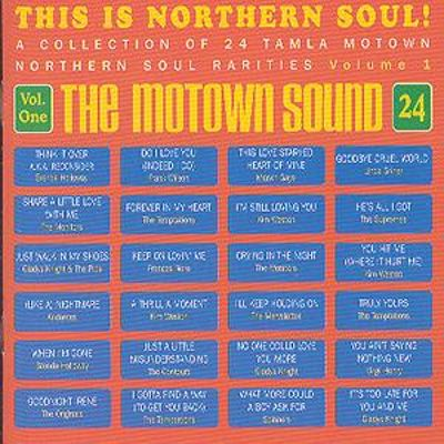 This Is Northern Soul! The Motown Sound, Vol. 1 [Polygram]
