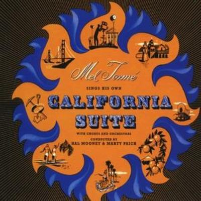 Mel Tormé Sings His Own California Suite