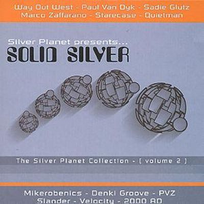 Silver Planet Collection, Vol. 2