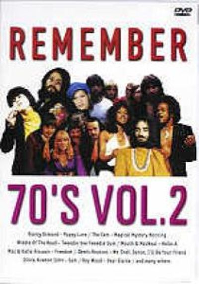 Remember the 70's, Vol. 2 [BR Music]