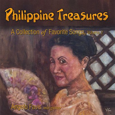 Philippine Treasures: A Collection of Favorite Songs, Vol. 2