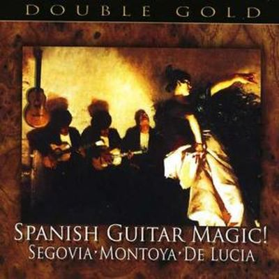 Spanish Guitar Magic! Segovia - Montoya - De Lucia
