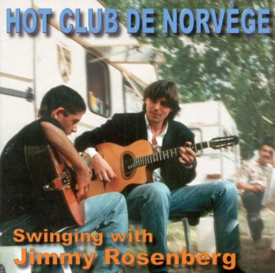 Swinging with Jimmy Rosenberg [1996]