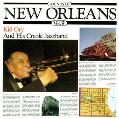 Sounds of New Orleans, Vol. 9