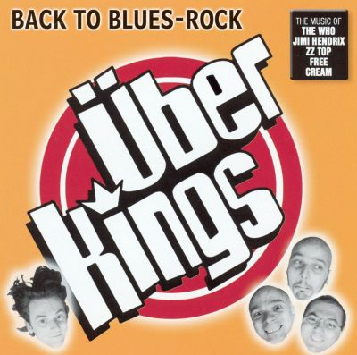 Back to Blues-Rock