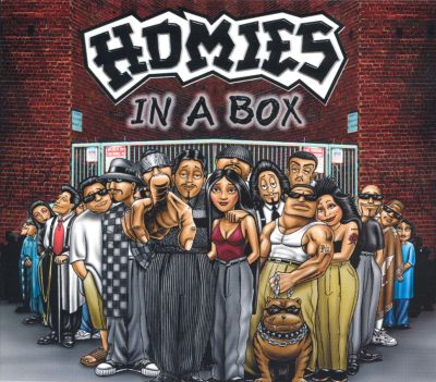 homies in a box various artists release credits allmusic