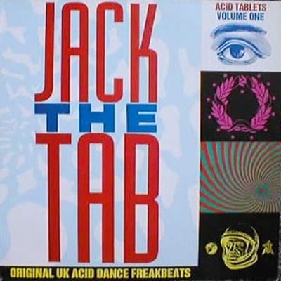 Jack the Tab: Tekno Acid Beat, Vol. 1