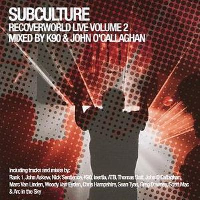 Subculture: Recoverworld Live, Vol. 2