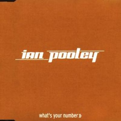What's Your Number [Import CD Single]