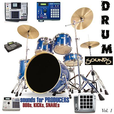 Drum Sounds for Producers, Vol. 1