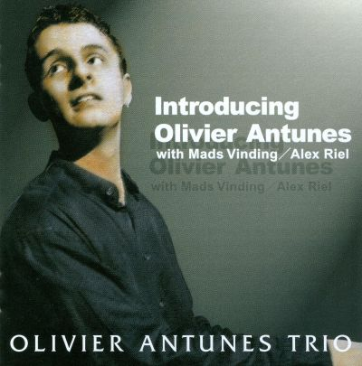 Introducing Oliver Antunes