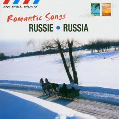 Air Mail Music: Russia – Romantic Songs