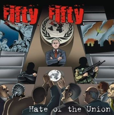 Hate of the Union