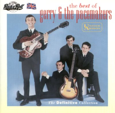 The Best of Gerry & the Pacemakers [Cema]