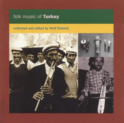 Folk Music of Turkey