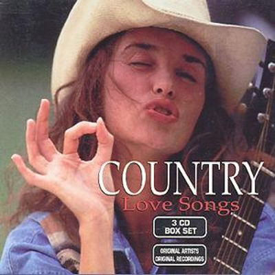Country Love Songs [EMI Gold]