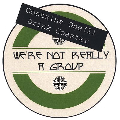 Contains One(1) Drink Coaster