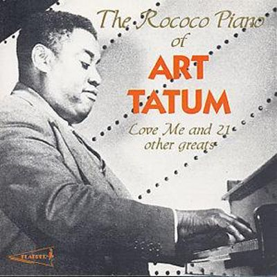 The Rococo Piano of Art Tatum