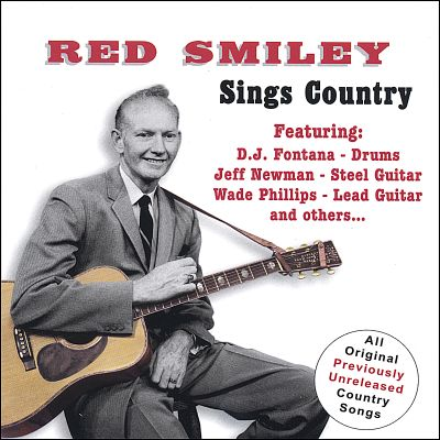 Red Smiley Sings Country