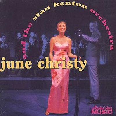 June Christy & Stan Kenton Orchestra