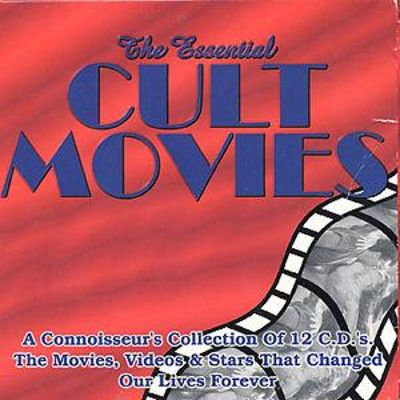 The Essential Cult Movies [9 Disc Box]