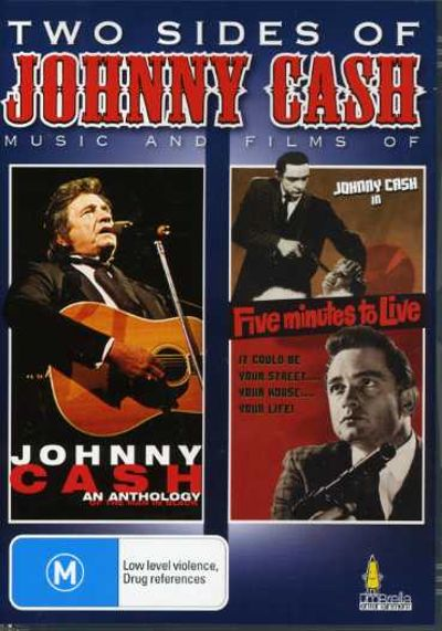 Two Sides to Johnny Cash