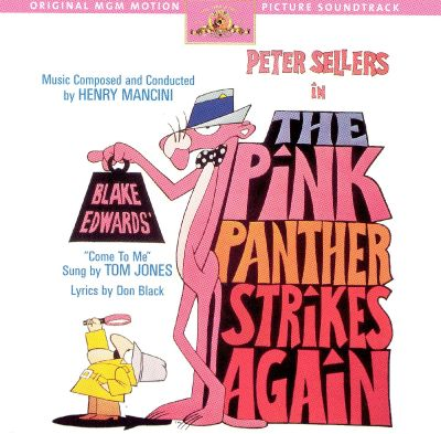 The Pink Panther Strikes Again [Original Soundtrack]