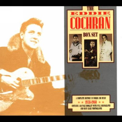 The Eddie Cochran [Box Set]