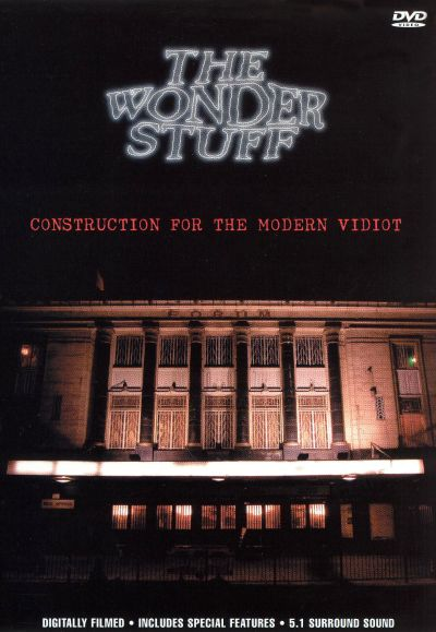Construction for the Modern Vidiot [DVD]