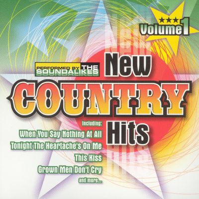 New Counrty Hits, Vol. 1