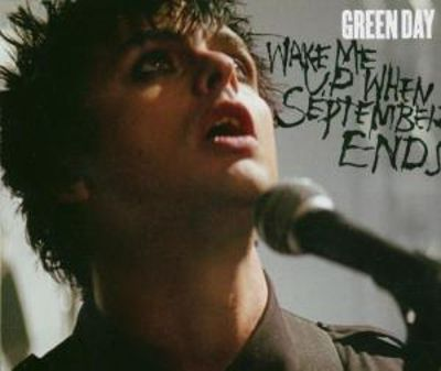 wake me up when september ends green day songs reviews credits