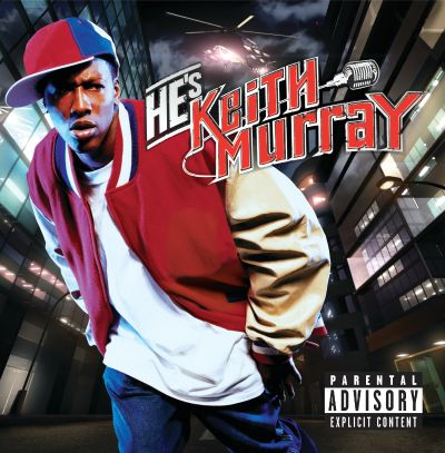 He is Keith Murray