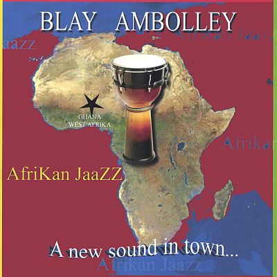 Afrikan Jaazz: A New Sound in Town