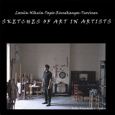Sketches of Art in Artists