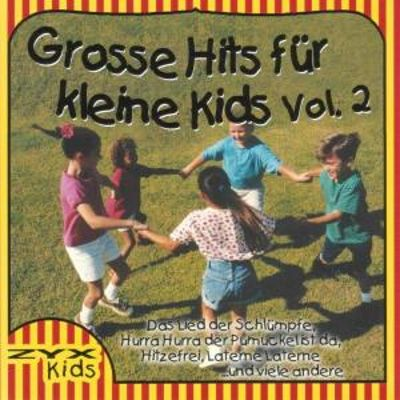 Grosse Hits Fur Kleine Kids, Vol. 2
