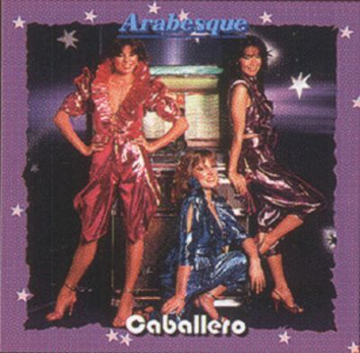 Arabesque VI: Caballero