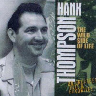 Image result for hank thompson wild side of life