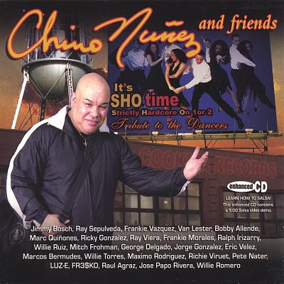 Chino Nunez and Friends Its Shotime Strictly Hardcore on 1or2:  Tribute to the Dancers