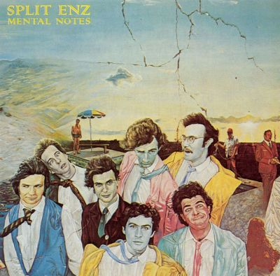 split enz discography