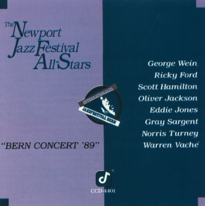 Ron Norris Ford >> Bern Concert '89 - Newport Jazz Festival All Stars | Songs ...