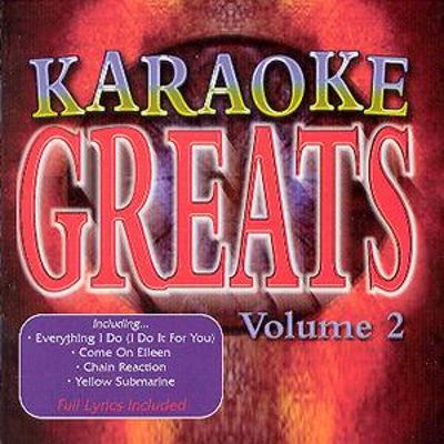 Karaoke Greatest Hits, Vol. 2