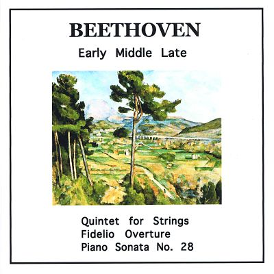 Beethoven: Early, Middle, Late