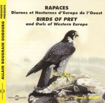 Sounds of Nature: Birds of Prey & Owls of Western Europe