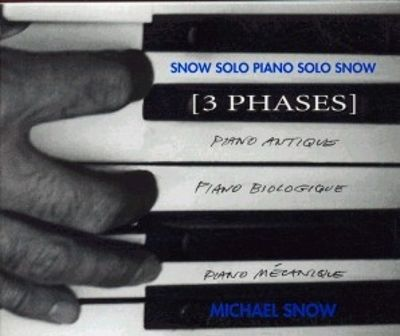 Snow Solo Piano Solo Snow (3 Phases)