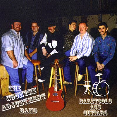 The Country Adjustment Band: Barstools and Guitars